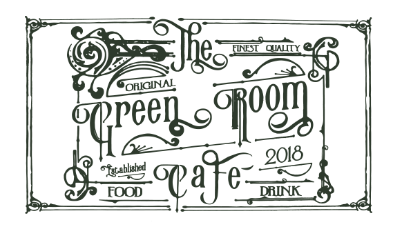 Green Room Cafe logo